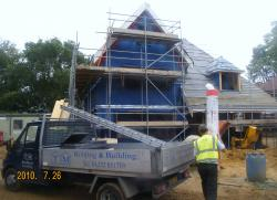 Work For TM Roofing & Building